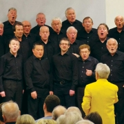 singing, male voice choir, chesham, music