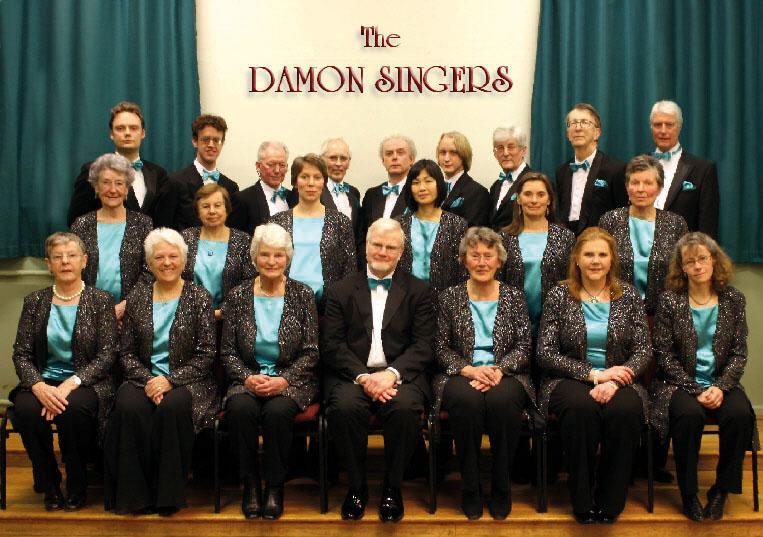 damon singers
