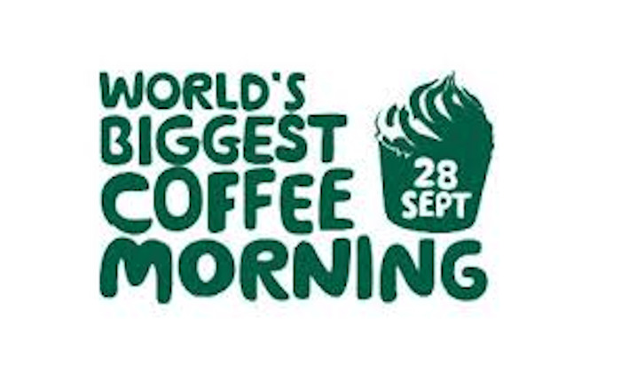 macmillan -coffee morning